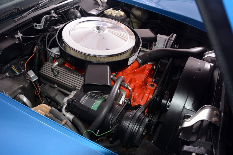 1975 Chevrolet Corvette Image 4