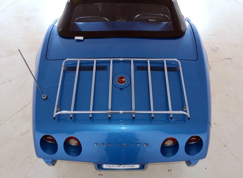 1975 Chevrolet Corvette Image 13