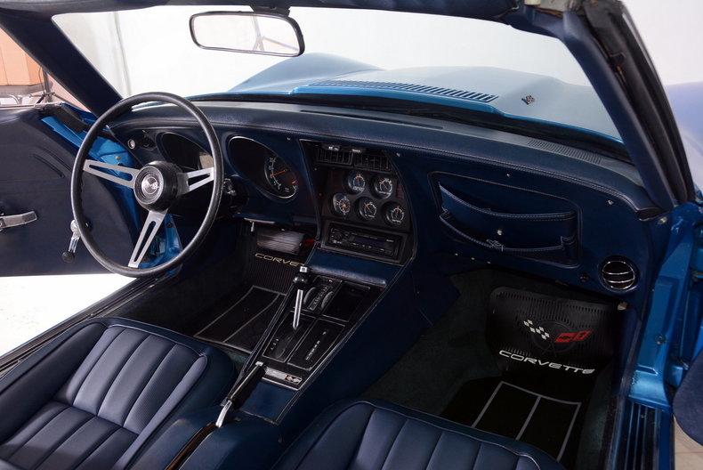1975 Chevrolet Corvette Image 29