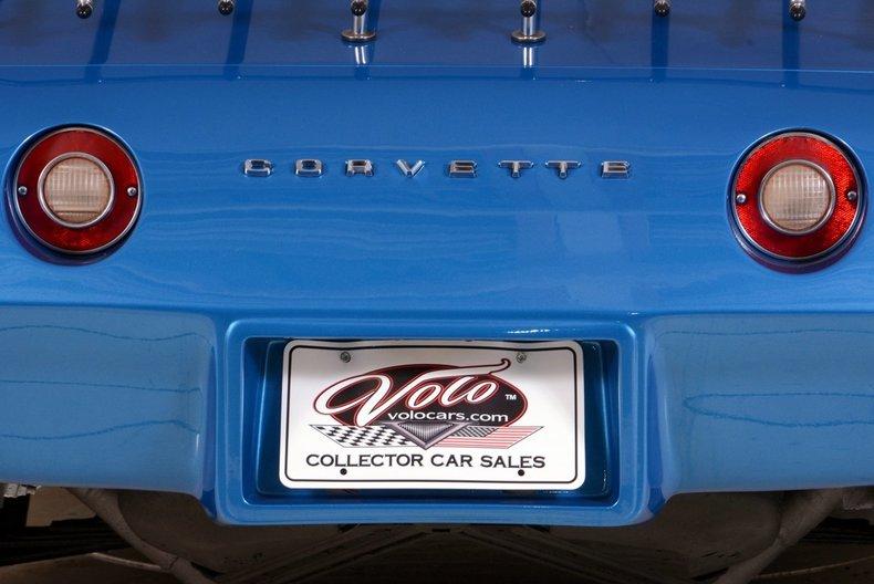 1975 Chevrolet Corvette Image 46
