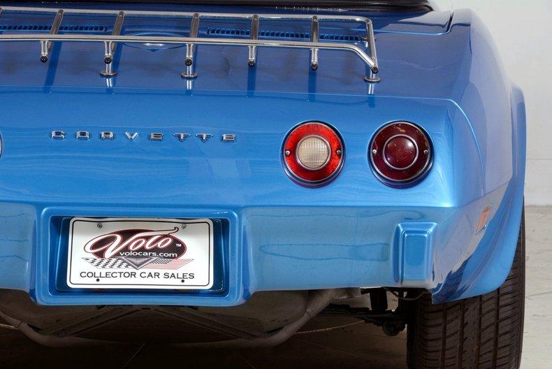 1975 Chevrolet Corvette Image 78