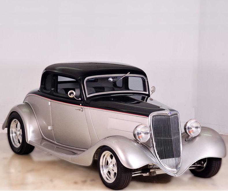 1934 Ford Model B Image 69