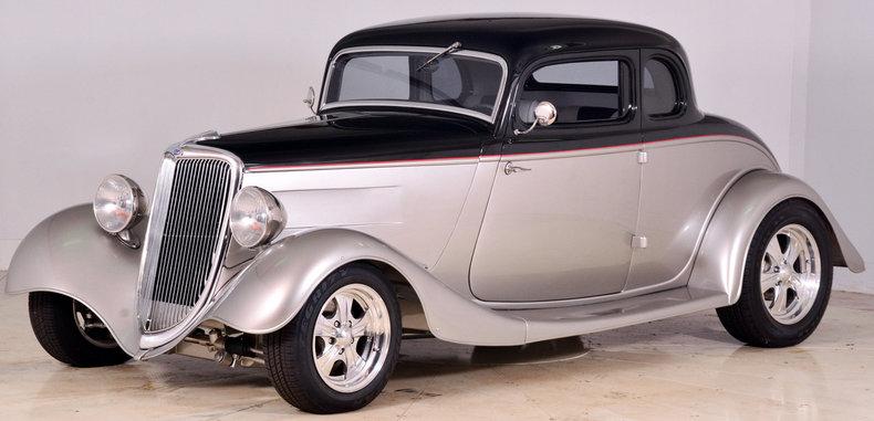 1934 Ford Model B Image 21