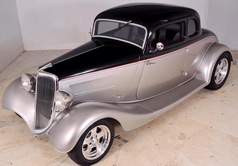1934 Ford Model B Image 10
