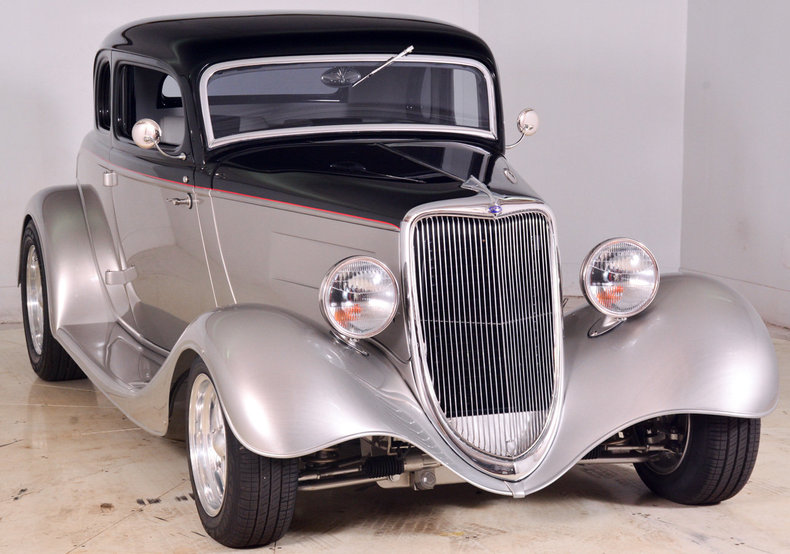 1934 Ford Model B Image 8