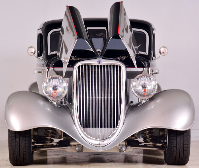 1934 Ford Model B Image 31