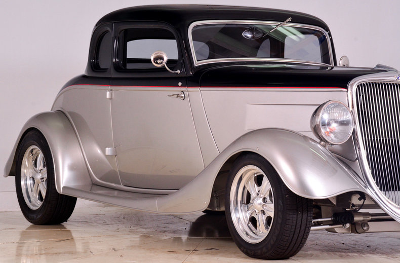 1934 Ford Model B Image 67