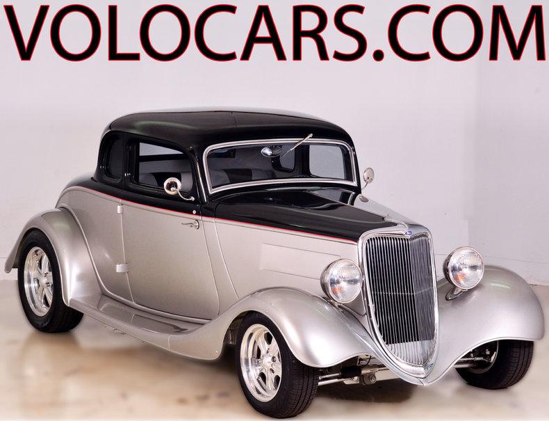 1934 Ford Model B Image 1