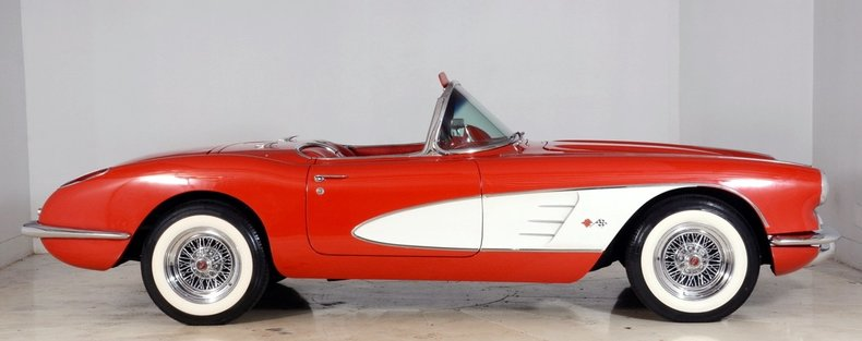 1959 Chevrolet Corvette Image 17