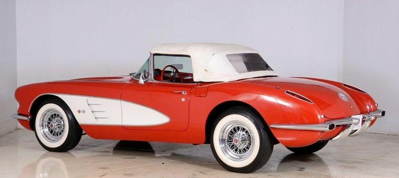 1959 Chevrolet Corvette Image 33