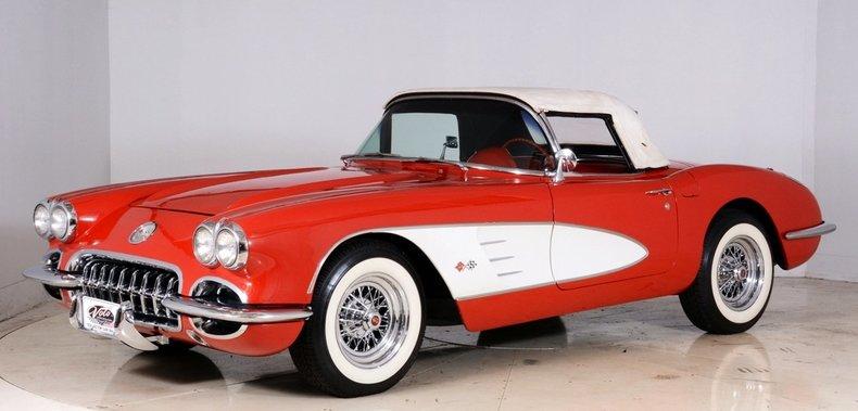 1959 Chevrolet Corvette Image 49