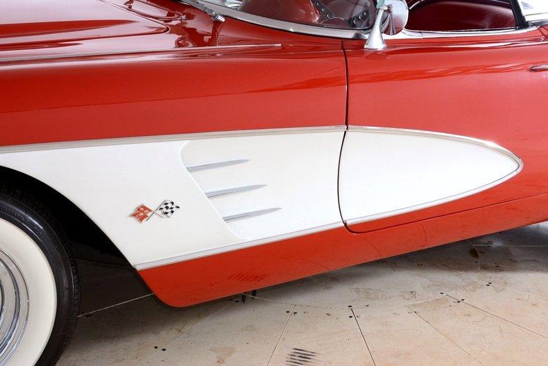 1959 Chevrolet Corvette Image 56