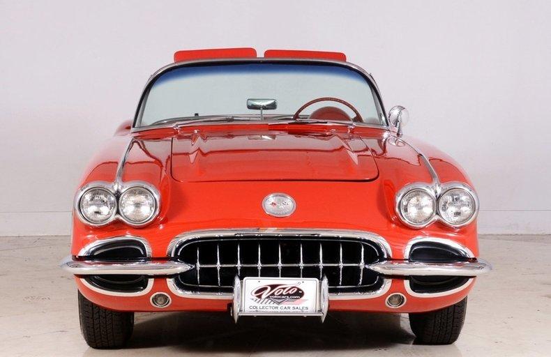 1959 Chevrolet Corvette Image 57