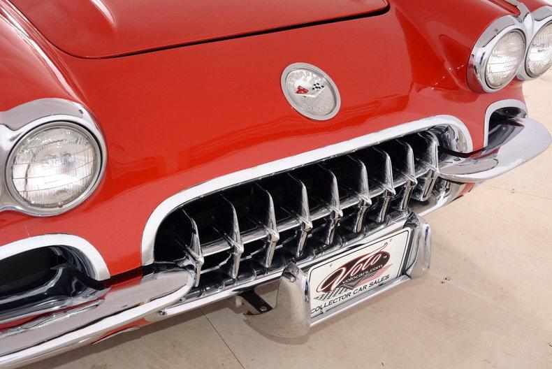 1959 Chevrolet Corvette Image 59