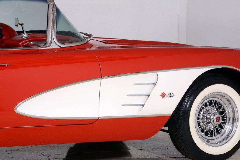 1959 Chevrolet Corvette Image 68