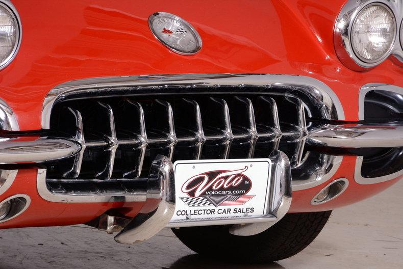 1959 Chevrolet Corvette Image 69
