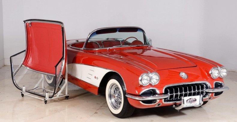 1959 Chevrolet Corvette Image 73