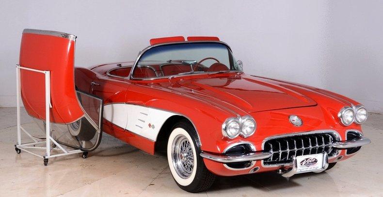 1959 Chevrolet Corvette Image 74
