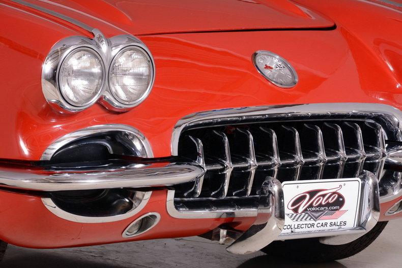 1959 Chevrolet Corvette Image 83