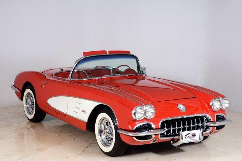 1959 Chevrolet Corvette Image 89