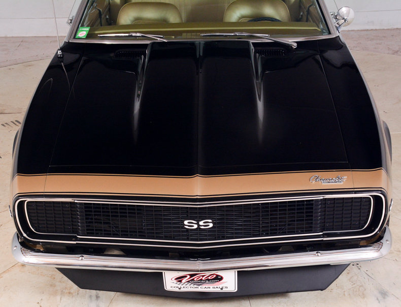 1967 Chevrolet Camaro Image 69