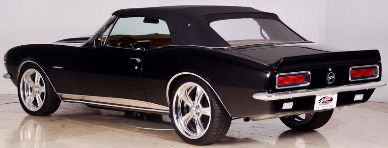 1967 Chevrolet Camaro Image 78