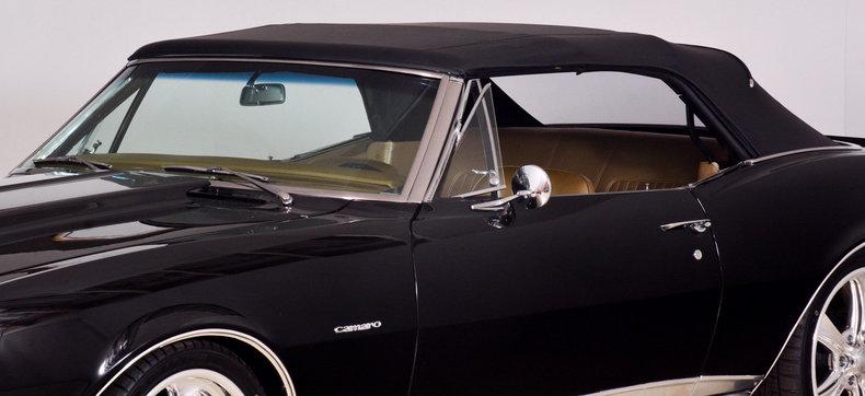 1967 Chevrolet Camaro Image 71