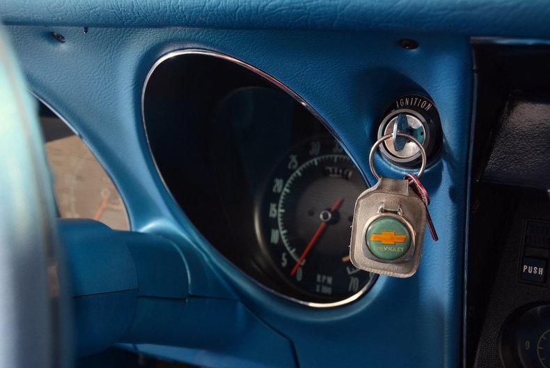 1968 Chevrolet Corvette Image 12