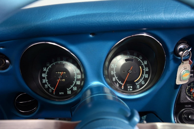 1968 Chevrolet Corvette Image 15