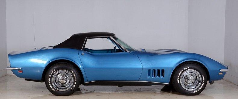 1968 Chevrolet Corvette Image 17