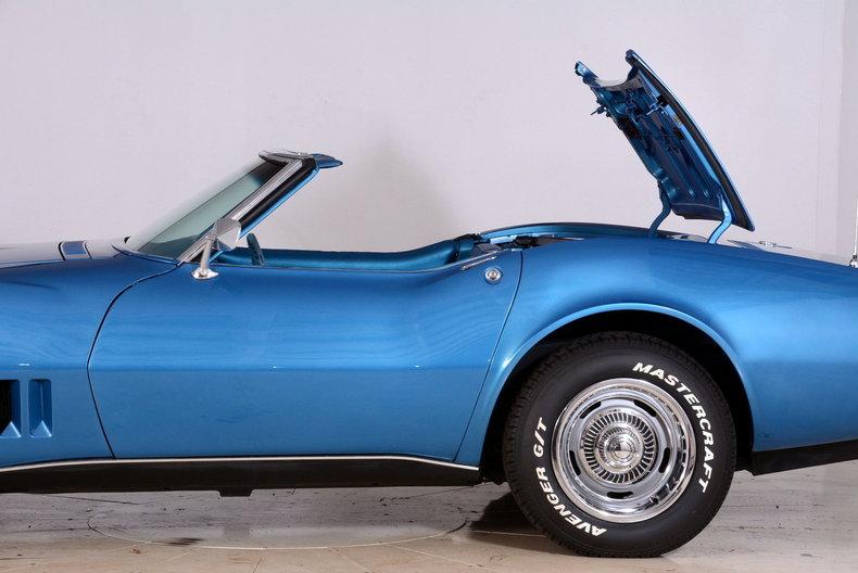1968 Chevrolet Corvette Image 20
