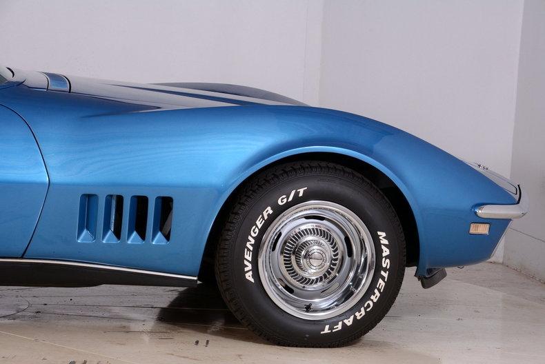 1968 Chevrolet Corvette Image 27