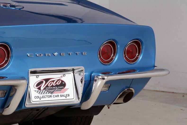 1968 Chevrolet Corvette Image 30
