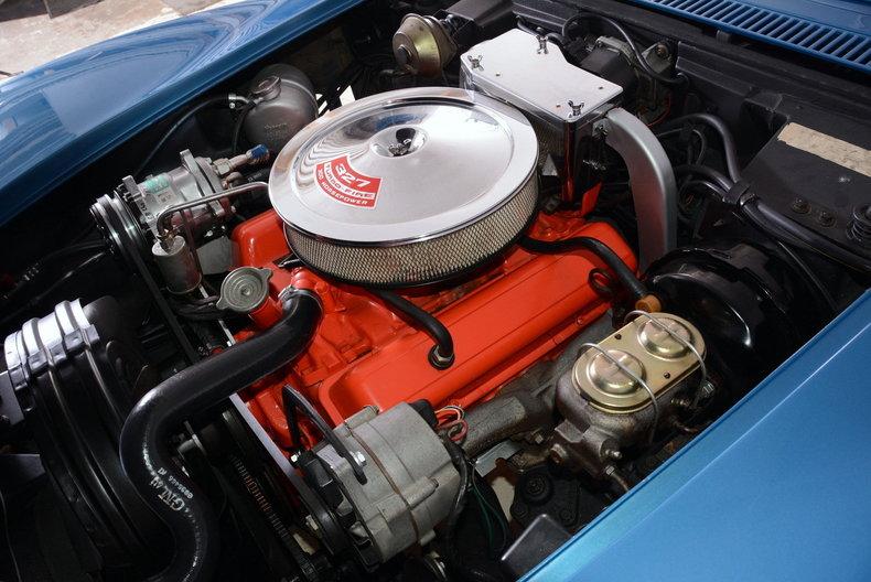 1968 Chevrolet Corvette Image 34