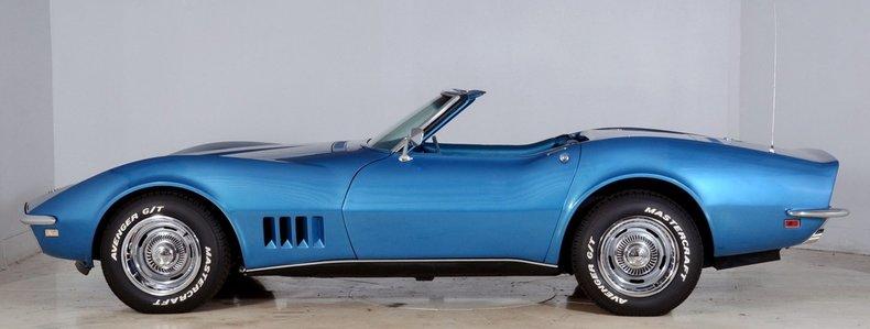 1968 Chevrolet Corvette Image 49