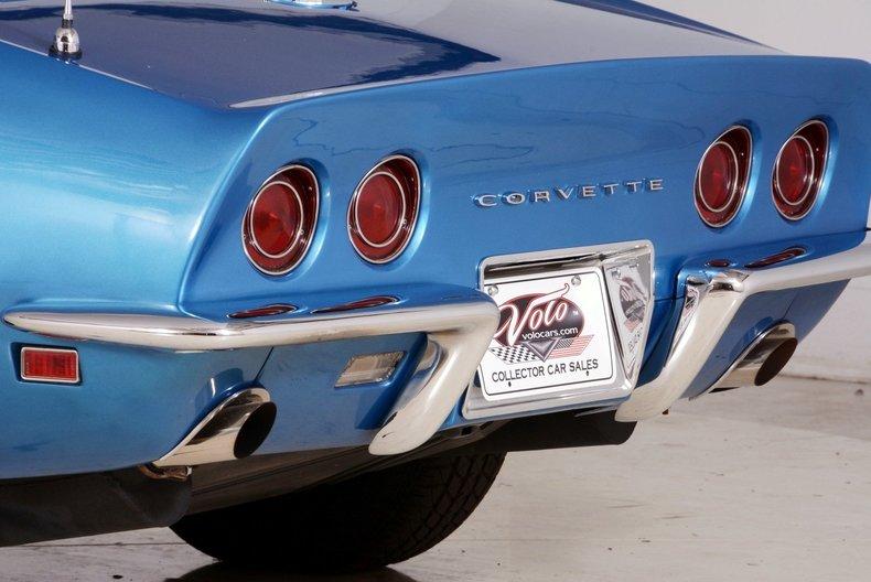 1968 Chevrolet Corvette Image 61