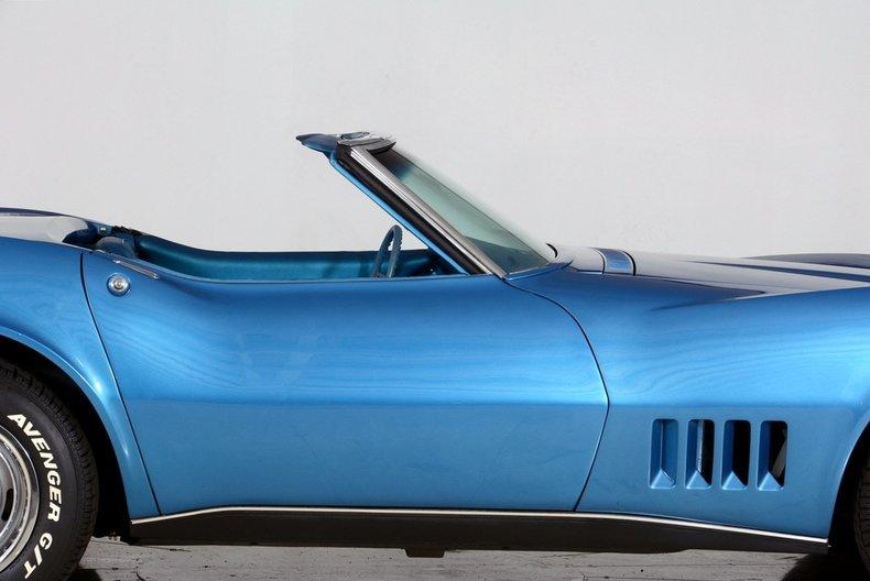 1968 Chevrolet Corvette Image 63