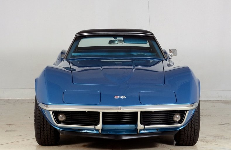 1968 Chevrolet Corvette Image 65