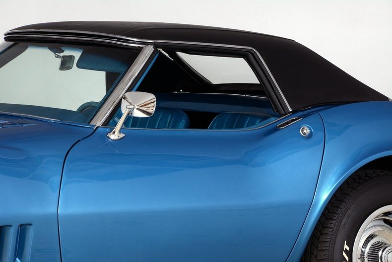1968 Chevrolet Corvette Image 72