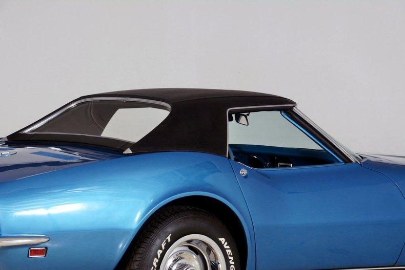 1968 Chevrolet Corvette Image 76