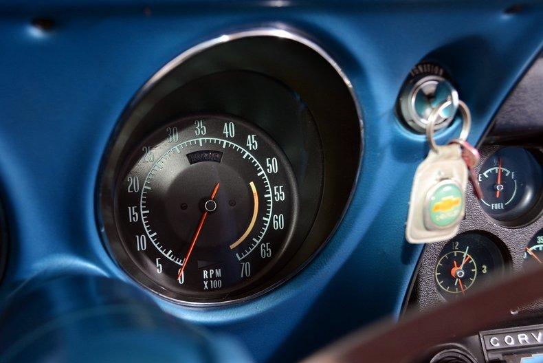 1968 Chevrolet Corvette Image 77
