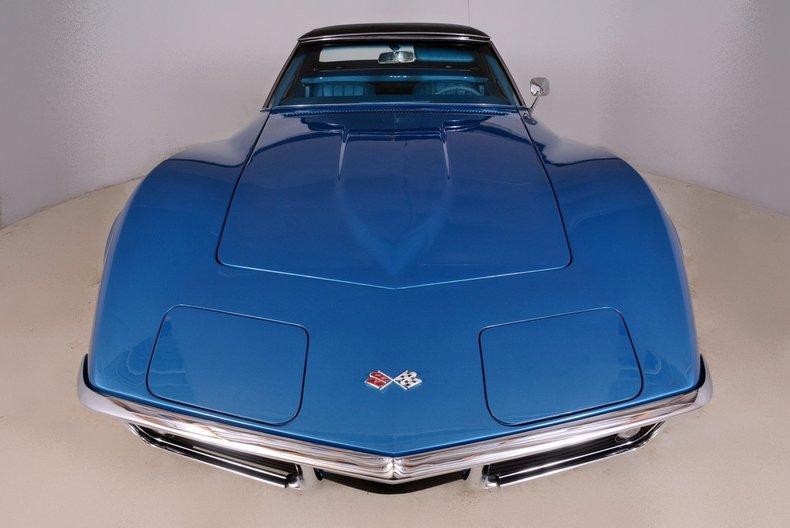 1968 Chevrolet Corvette Image 81