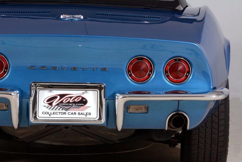1968 Chevrolet Corvette Image 87