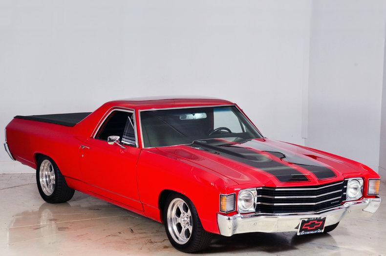 1972 Chevrolet El Camino Image 52