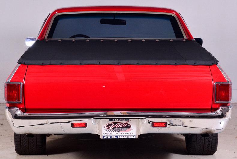 1972 Chevrolet El Camino Image 16