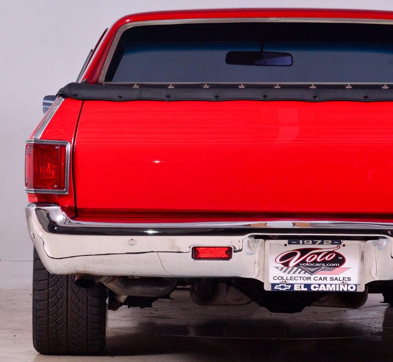 1972 Chevrolet El Camino Image 22