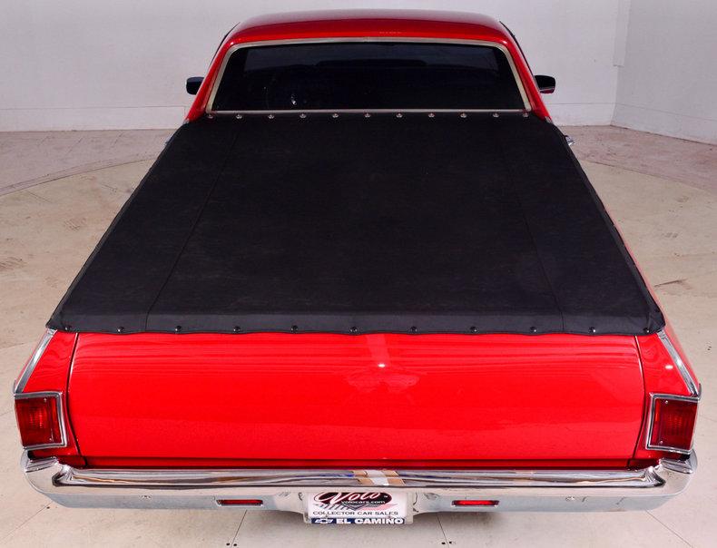 1972 Chevrolet El Camino Image 20