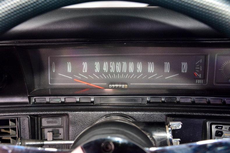 1972 Chevrolet El Camino Image 7