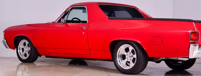 1972 Chevrolet El Camino Image 27