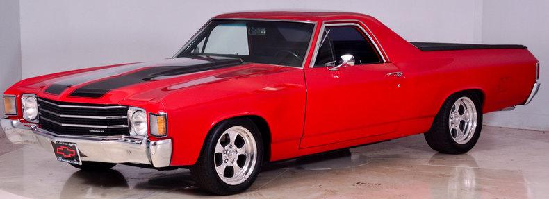 1972 Chevrolet El Camino Image 40